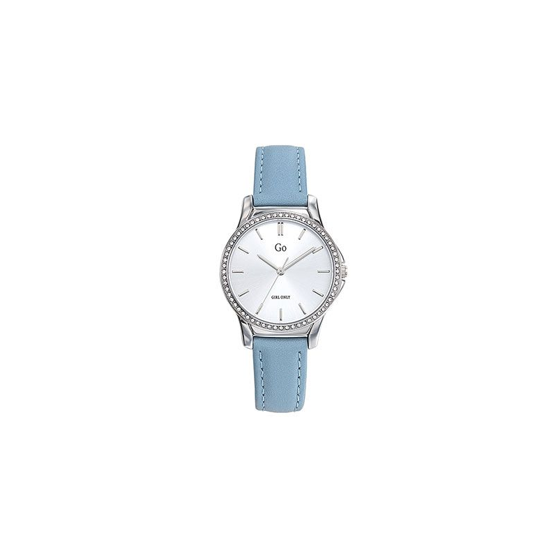 montre go girl only sur cuir